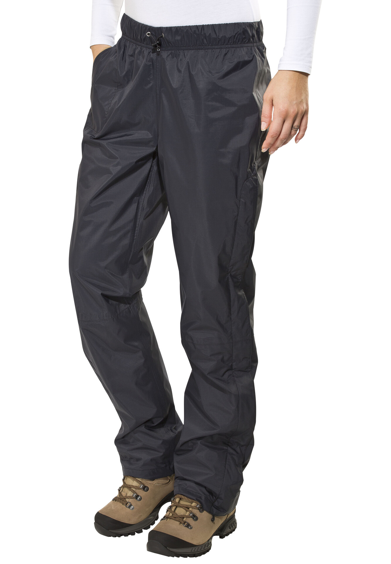 Regular Femme Sur Adventure Noir Pouring Columbia Pantalon Long XIwPxfMRq